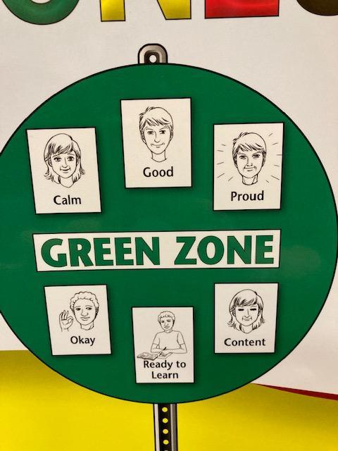 GREEN Zone is a good place to be!