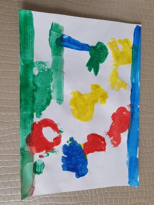 Zac's artwork