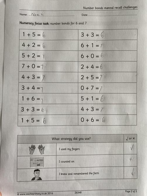 Good maths Noah!