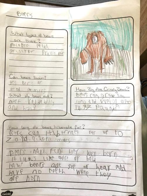 Sam's great writing!