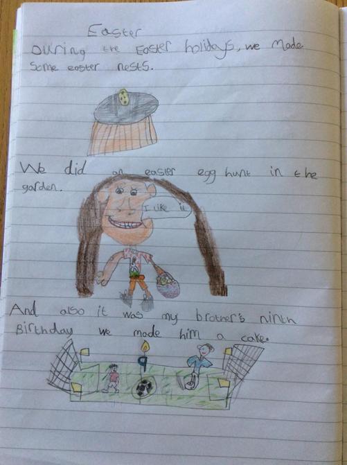 Super writing Harriet!