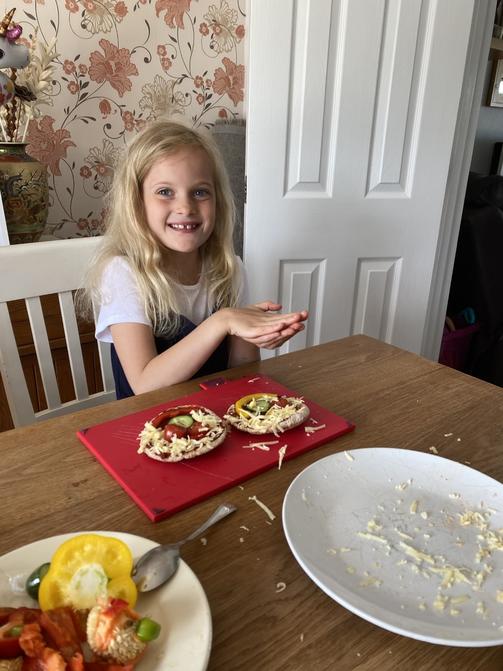 Sophia's pizza