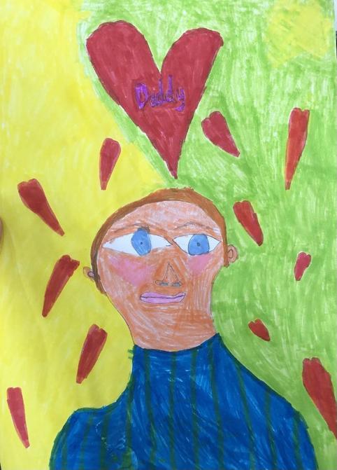 A detailed portrait!
