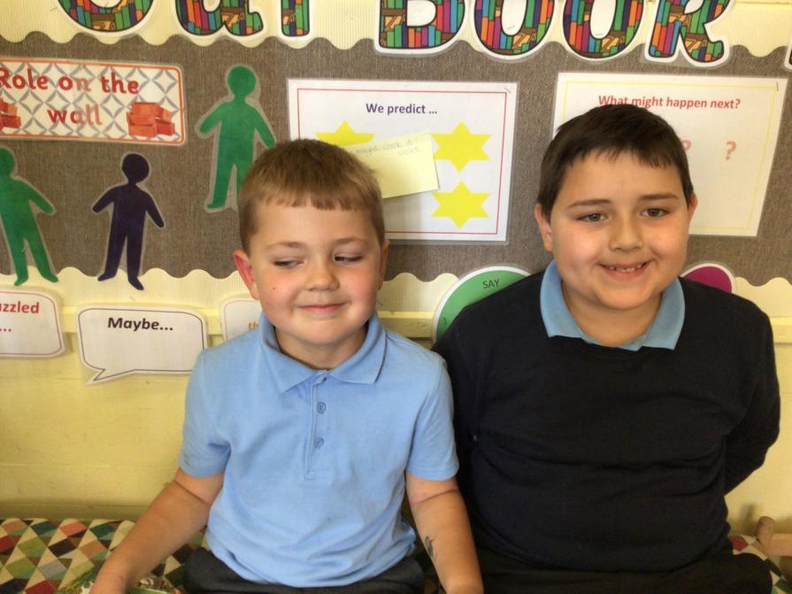 Max and Noah