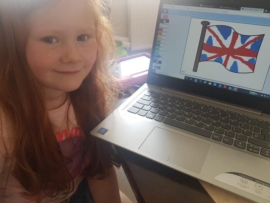 Great flag Aimee!