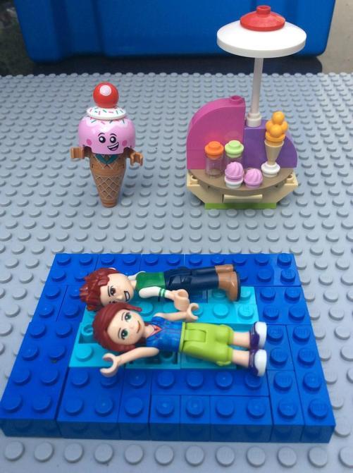 Harriet's great playground design!
