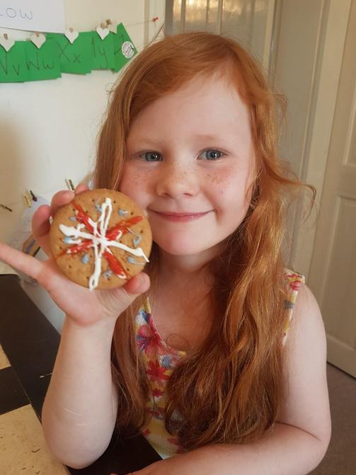 Great VE Day biscuit Aimee!