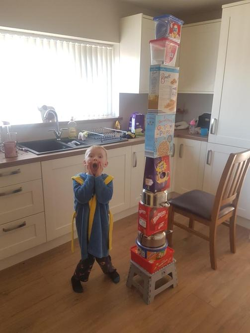 Wow!!! What a tower!