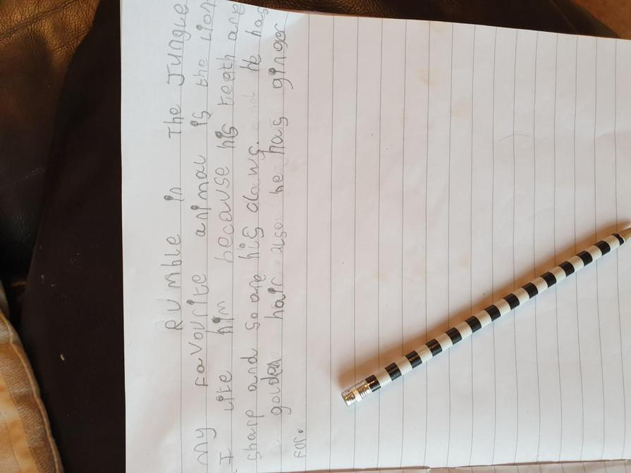 Great Literacy Aimee!