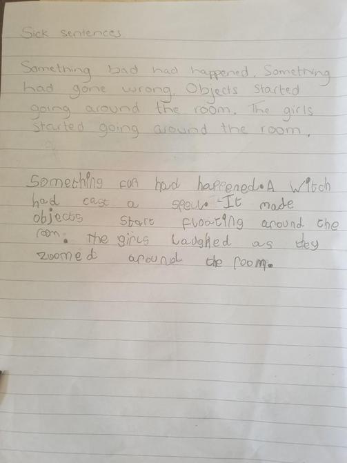 Super writing Aimee!