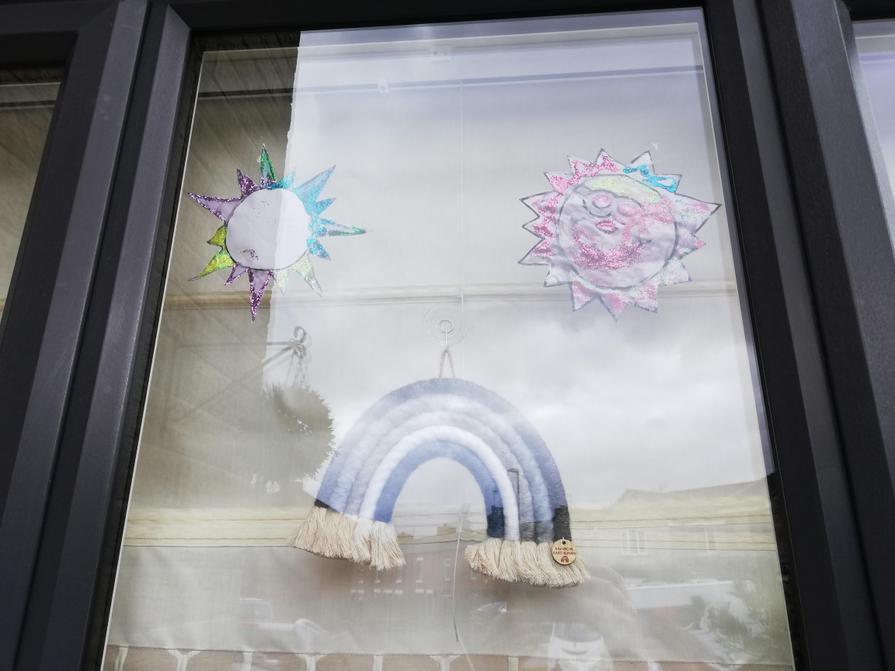 Elsie's window.