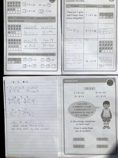 Super maths Sam!