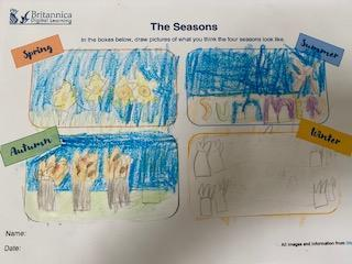 Toby's work on seasons