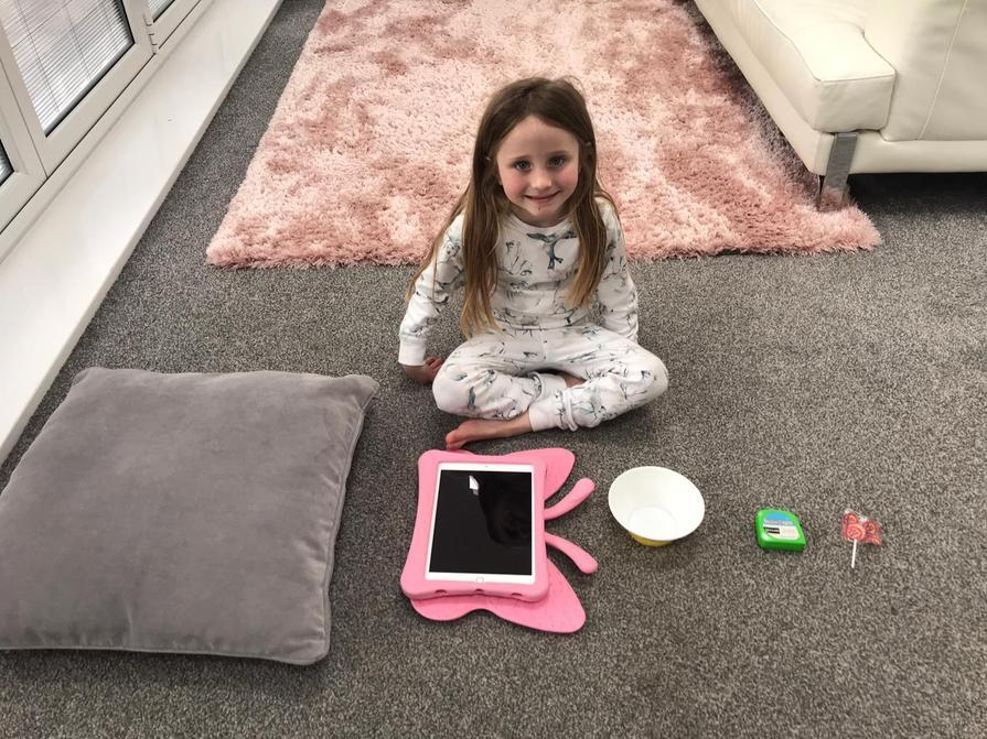 Isabelle's challenge- correct order!