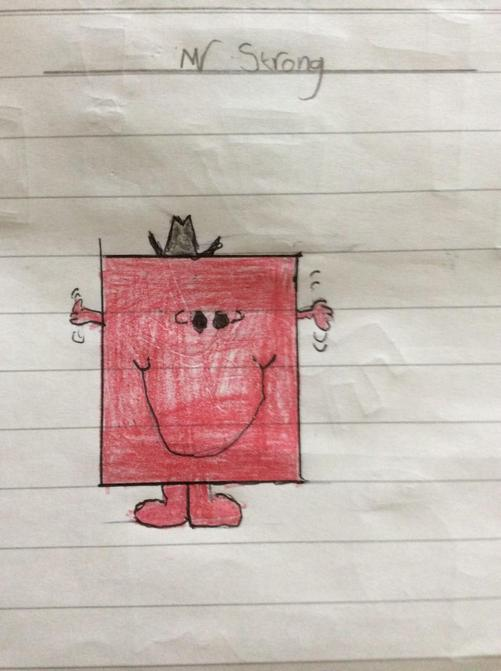 Great drawing Harriet!