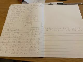 Toby's maths