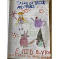 Olivia's book cover