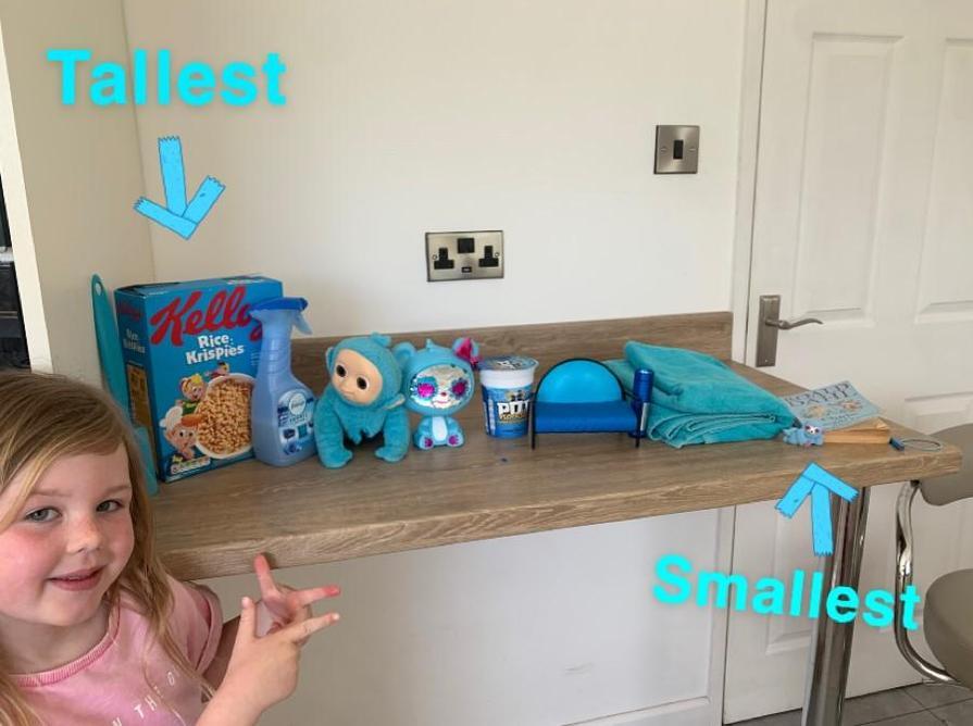 Super BLUE hunt Isabel!