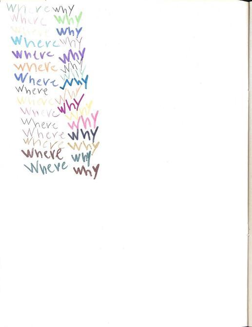 Super colourful spellings Lottie!