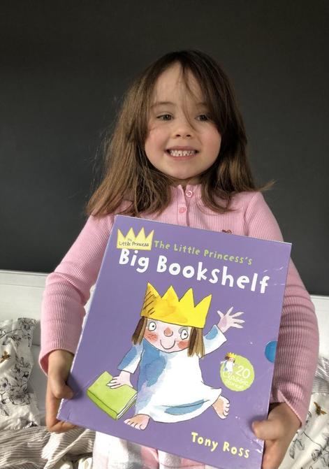 Olivia's favourite book.