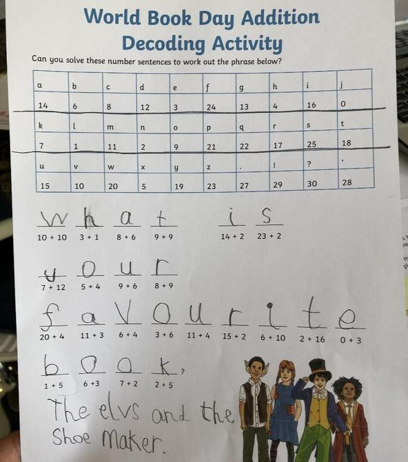 Super decoding!