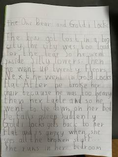 Toby's story...