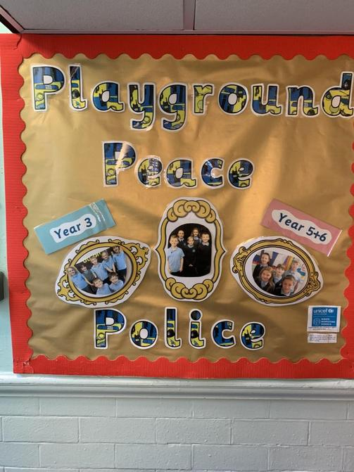 Our Peace Police support Articles 31 & 39