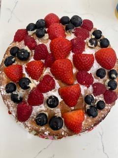 Toby's VE Day cake