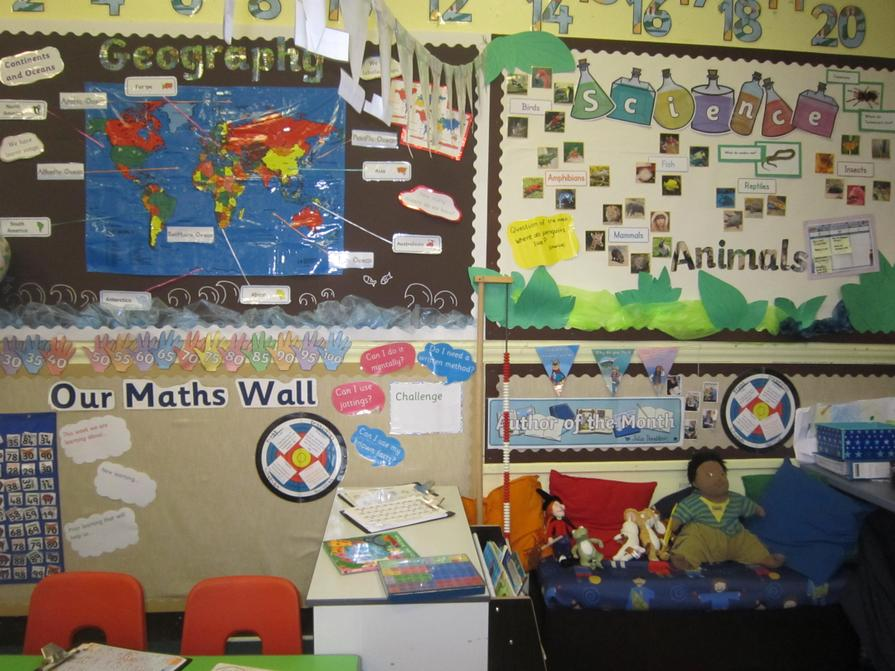 Our displays help us to learn
