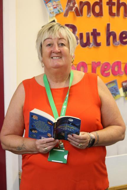 Mrs J Davies - Teaching Assistant