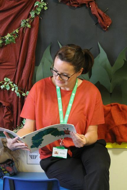 Mrs N Martin - Teaching Assistant