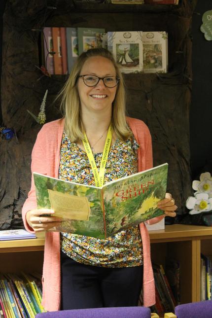 Mrs K Grimshaw - SENCO & Inclusion Lead, Teacher