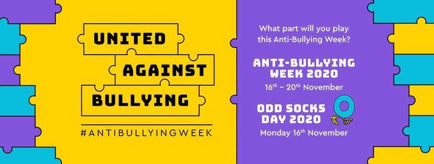 Anti-Bullying Week 16th-20th November