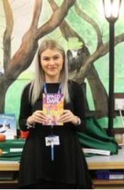 Miss M Hodson - Teaching Assistant