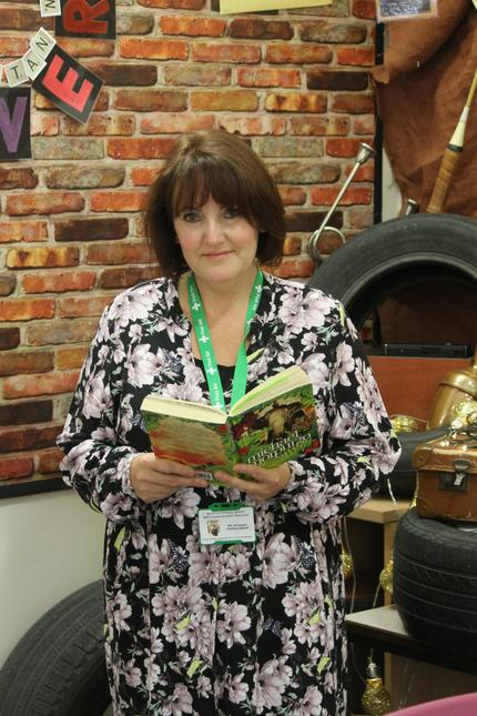 Mrs M Gregory - Teaching Assistant