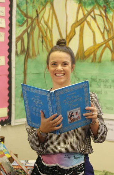 Mrs Turner - Class teacher