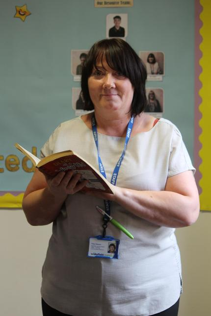 Mrs T Hanson - Specialist Learning Support (Res)