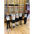 Well done for taking part in the Summer Reading Challenge