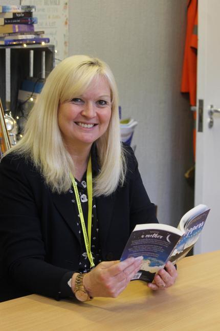 Mrs V Vaughan - Headteacher, French & Reading Lead