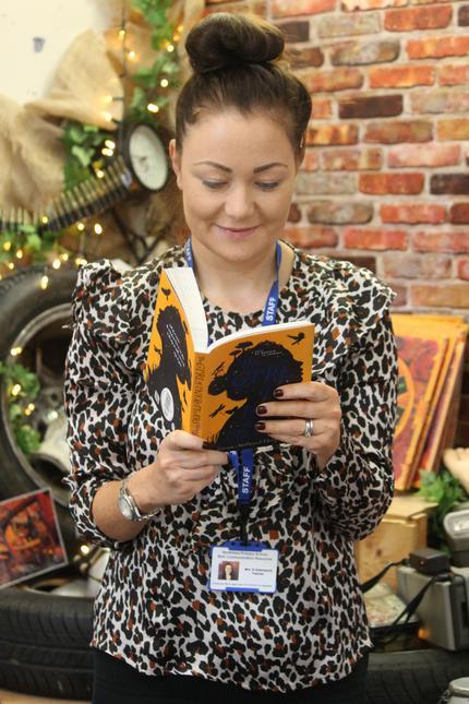 Mrs S Greenwood - Teacher, UKS2 Leader