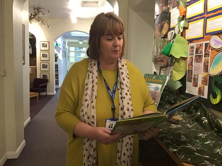 Mrs D Rands - Teacher, Behaviour Leader
