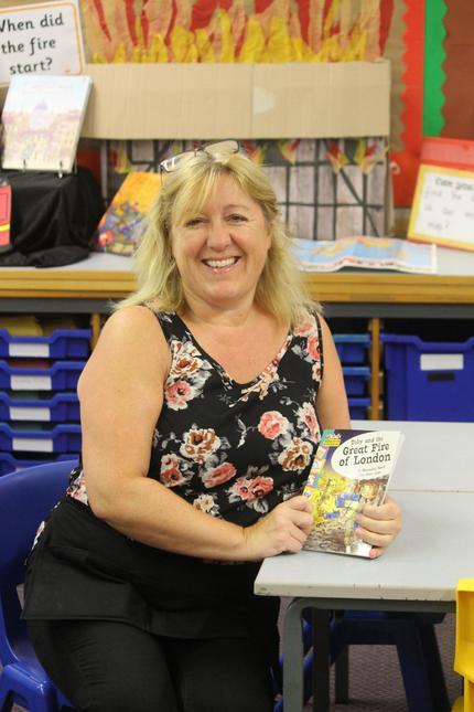Mrs C Bray - Teaching Assistant