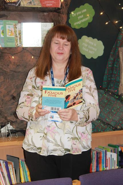 Mrs S Conlin - HLTA