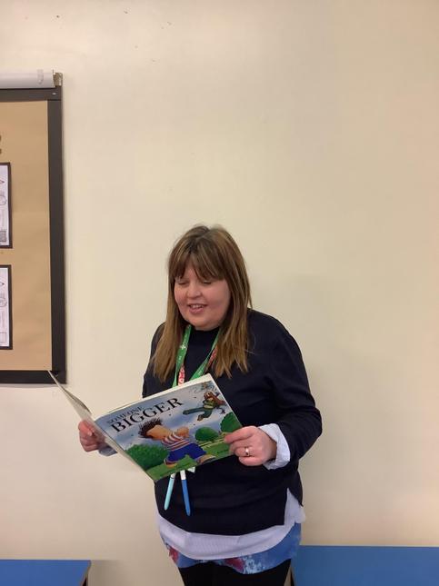 Mrs K Roebuck - Specialist Learning Support