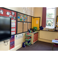 Our maths and PSHE areas