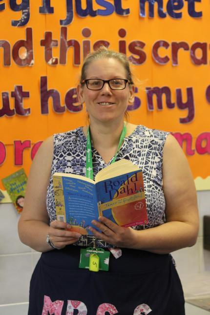 Mrs Sheridan - Teaching Assistant
