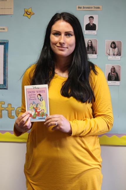 Miss K Edginton- Specialist Learning Support (Res)