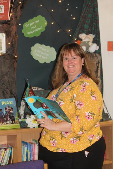 Mrs K Broom - Teaching Assistant