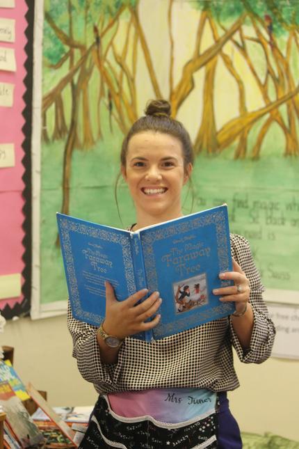 Mrs M Turner - Teacher, KS1 Leader and PSHE Lead