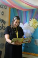Mrs Winter- Class Teacher/ EYFS SENCO